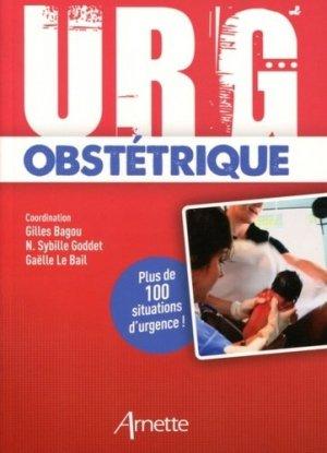 Urg'obstétrique - arnette - 9782718414133 -