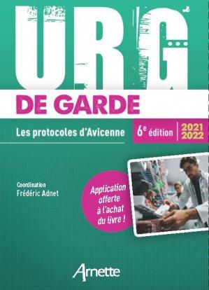 Urg' de Garde - arnette blackwell - 9782718416168 -