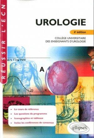 Urologie - ellipses - 9782729863401 -
