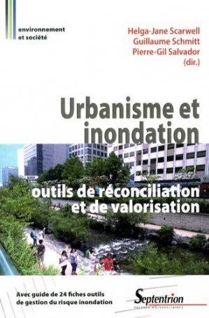 Urbanisme et inondation : outils de réconciliation et de valorisation - presses universitaires du septentrion - 9782757405987 -