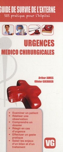 Urgences - Medico chirurgicales - vernazobres grego - 9782818306758