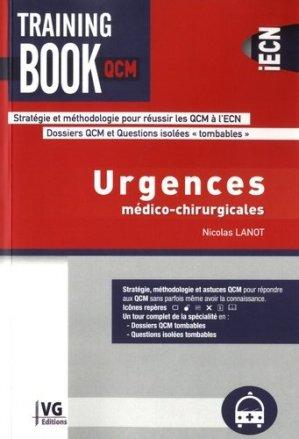 Urgences médico-chirurgicales - vernazobres grego - 9782818315880