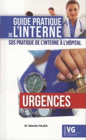 Urgences - vernazobres grego - 9782818316023 -
