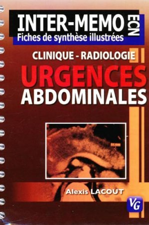 Urgences abdominales - vernazobres grego - 9782841367078 -