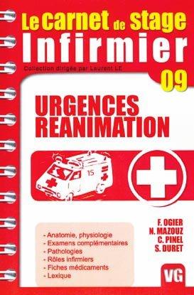 Urgences, réanimation - vernazobres grego - 9782841367764 -