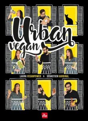 Urban vegan - la plage - 9782842216290 -