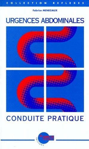 Urgences abdominales - heures de france - 9782853852197 -