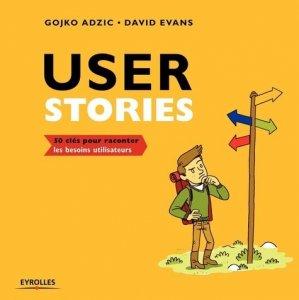 User Stories - Eyrolles - 9782212568097 -