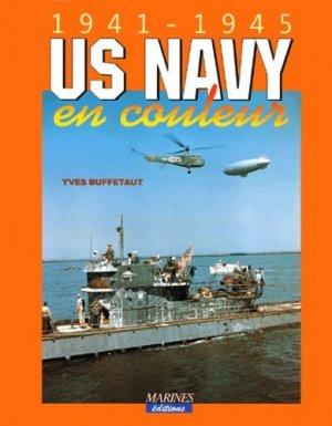 US Navy en couleur 1941-1945 - marines - 9782909675657 -