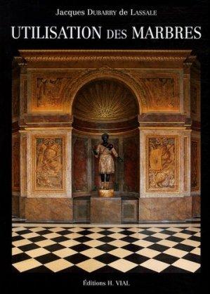 Utilisation des marbres - vial - 9782851010766 -