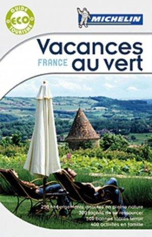 Vacances au vert - Michelin - 9782067157286 -