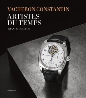 Vacheron Constantin - flammarion - 9782081370531 -