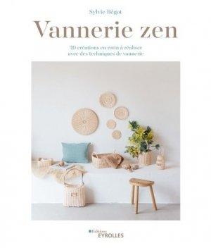 Vannerie zen - eyrolles - 9782212678802 -
