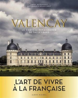 Valençay - albin michel - 9782226448057 -