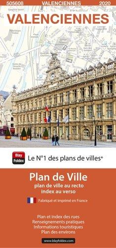 Valenciennes - Blay-Foldex - 9782309505608 -