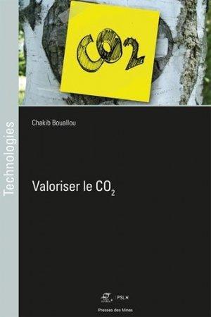 Valorisation du CO2 - presses des mines - 9782356716736 -