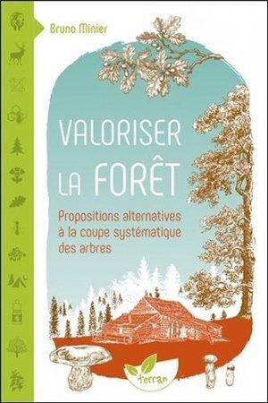Valoriser la forêt - de terran - 9782359811414 -