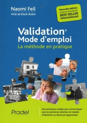 Validation mode d'emploi - pradel - 9782361100810 -