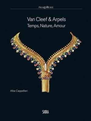 Van Cleef & Arpels - skira - 9782370741301 -