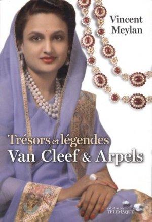 Van Cleef & Arpels - telemaque - 9782753301627 -