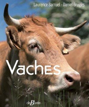 Vaches - de boree - 9782812926648 -