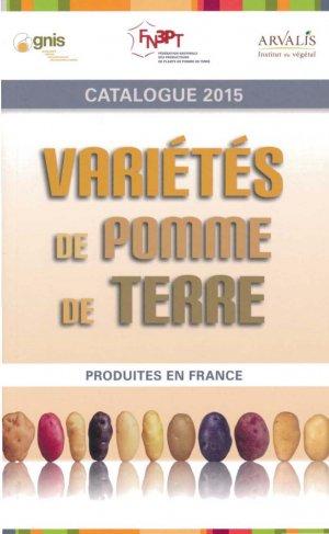 Variétés de pommes de terre produites en France - arvalis / fnpppt - 9782817902883