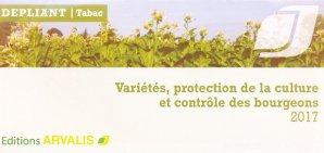 Variétés, protection de la culture et contrôle des bourgeons 2017 - arvalis - 9782817903484 -
