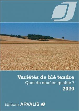 Variétés de blé tendre - arvalis - 9782817903989 -