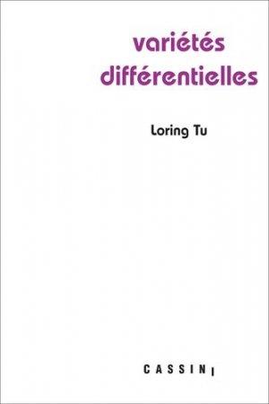 Variétés différentielles - vuibert - 9782842252328 -