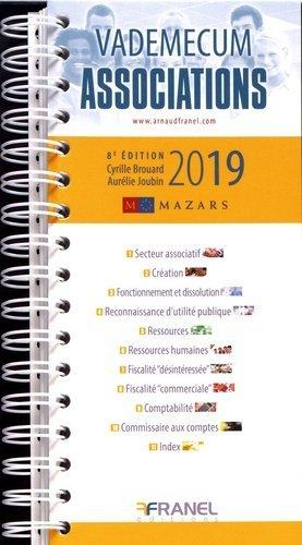 Vademecum associations. Edition 2019 - arnaud franel - 9782896036752 -