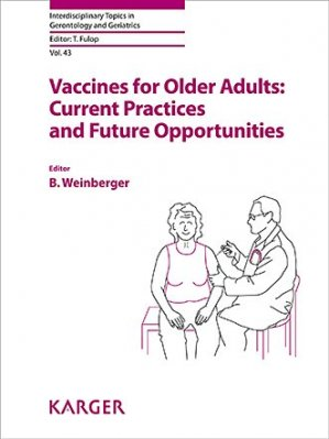 Vaccines for Older Adults - karger  - 9783318066777 -