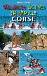 Vacances actives en famille Corse - rother - 9783763349432 -