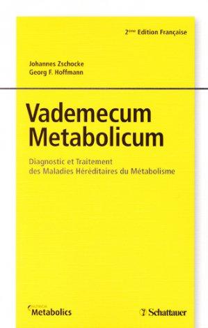 Vademecum Metabolicum - Schattauer - 9783794532384 -