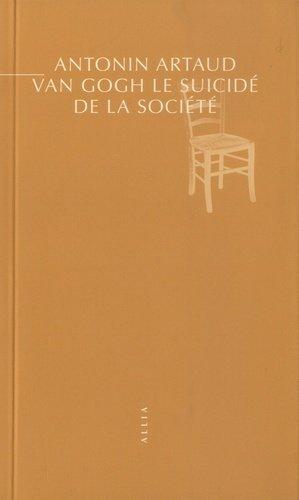 Van Gogh - Editions Allia - 9791030413519 -