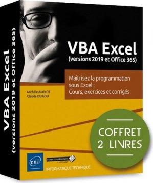 VBA Excel (versions 2019 et Office 365) - eni - 9782409022142 -