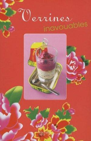Verrines inavouables - Hachette - 9782012381049 -