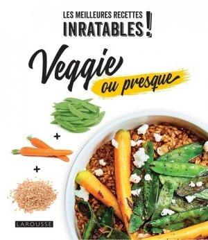 Veggie ou presque - Larousse - 9782035996992 -