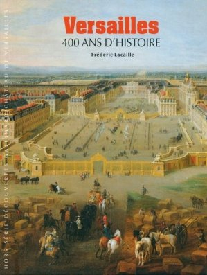 Versailles - gallimard editions - 9782070444304 -