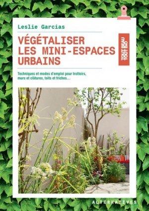 Végétaliser les mini-espaces urbains - gallimard editions - 9782072801686 -