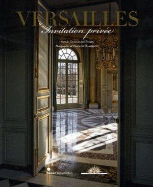 Versailles invitation privée - flammarion - 9782081245891 -