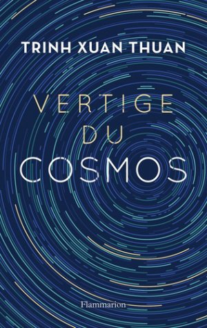 Vertige du cosmos - Flammarion - 9782081408548 -
