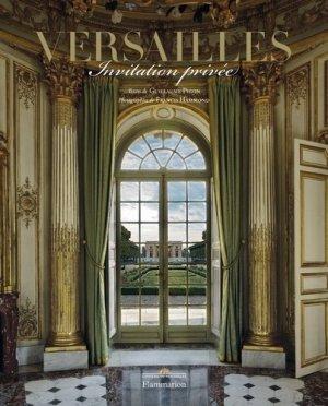 Versailles, invitation privée - flammarion - 9782081416741 -