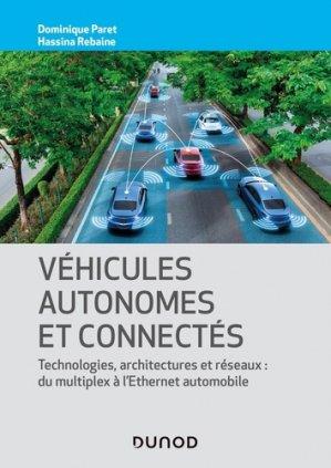 Véhicules autonomes et connectés - dunod - 9782100788279 -