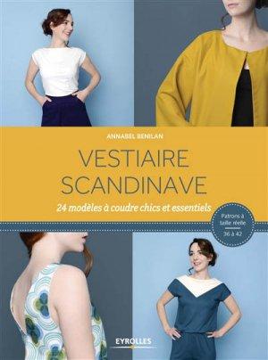 Vestiaire scandinave - eyrolles - 9782212141016 -