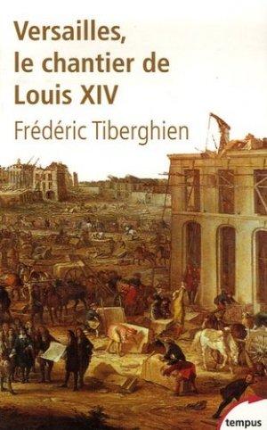 Versailles, le chantier de Louis XIV - perrin - 9782262025472 -