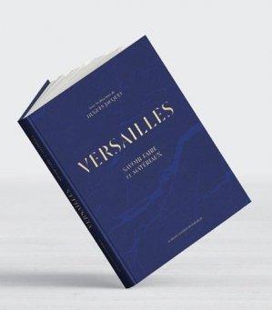 Versailles - actes sud  - 9782330127459 -