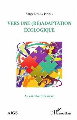 Vers une (ré)adaptation écologique - l'harmattan - 9782343121062 -