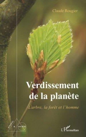 Verdissement de la planète - l'harmattan - 9782343199832 -