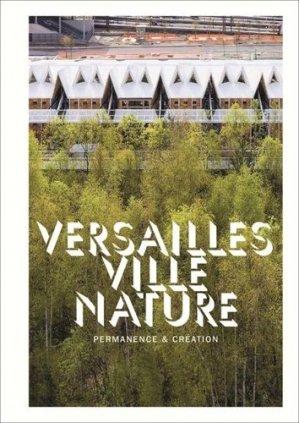 Versailles ville nature - lienart - 9782359062878 -