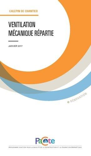 Ventilation mécanique répartie - sebtp - 9782359171754 -